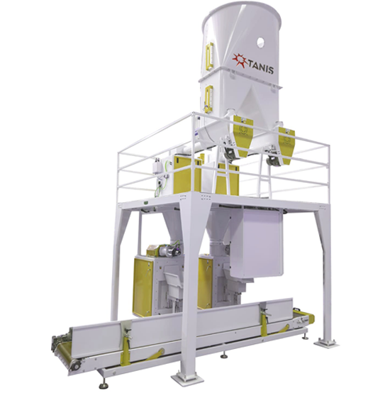 AUTOMATIC FLOUR PACKAGING 25-50 KG