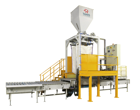 BIG-BAG BAG FILLING MACHINE